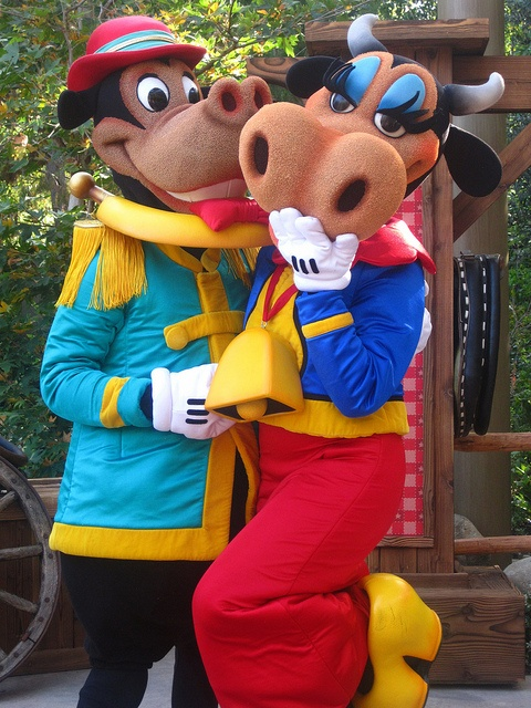 93 best Clarabelle the Cow images on Pinterest   Cow, Old ...  Horace Horsecollar And Clarabelle Cow