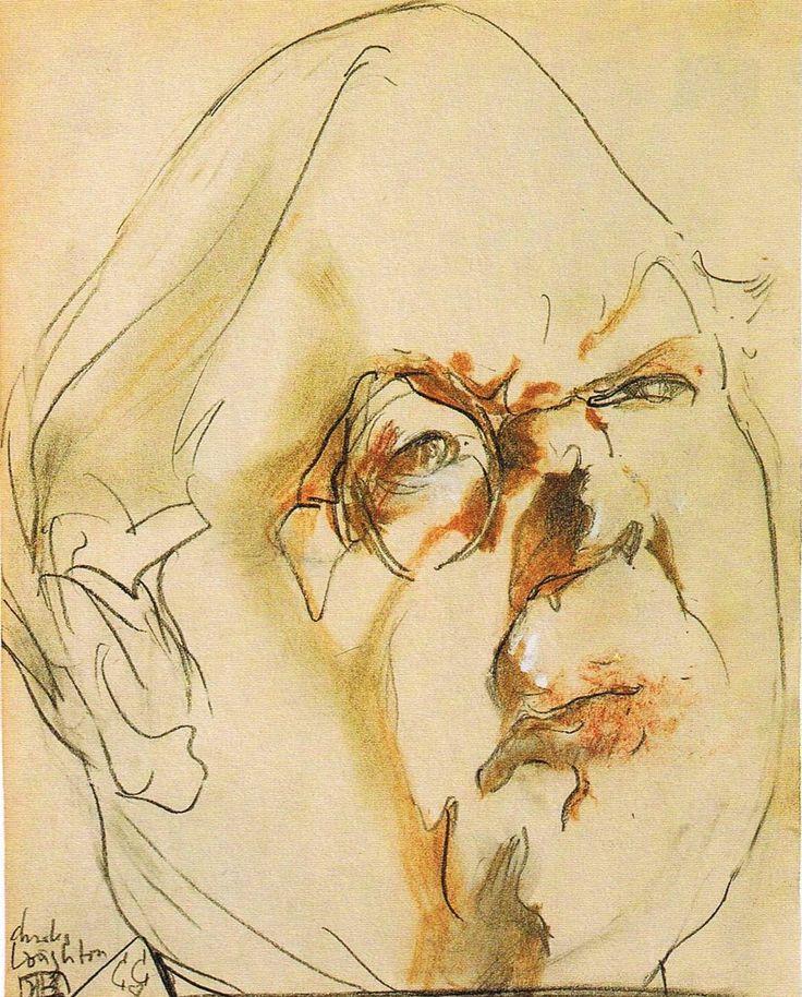 Charles Laughton - Horst Janssen