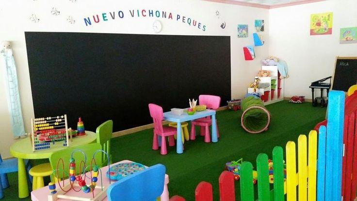 Parque y zona de juegos infantil interior - Hotel Nuevo Vichona Sanxenxo