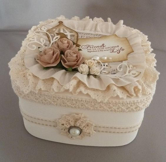 How To Make DIY Decorative Boxes? Check more at http://alldiymasters.com/how-to-make-diy-decorative-boxes/
