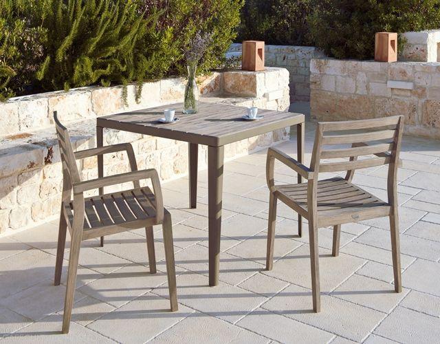 Laren Square Table