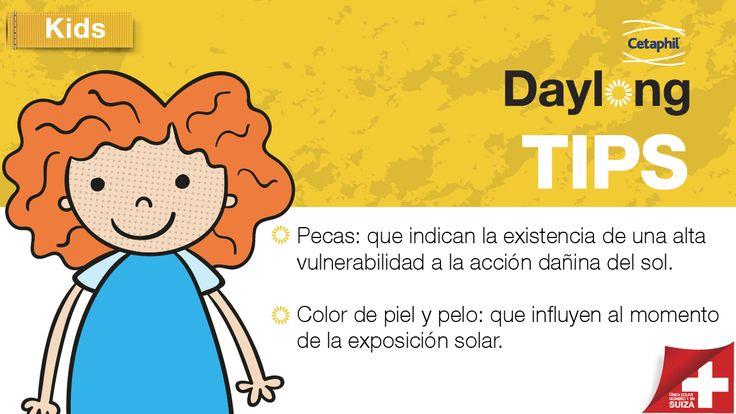 La protección debe ser especialmente proporcionada con base en características especiales de la piel.