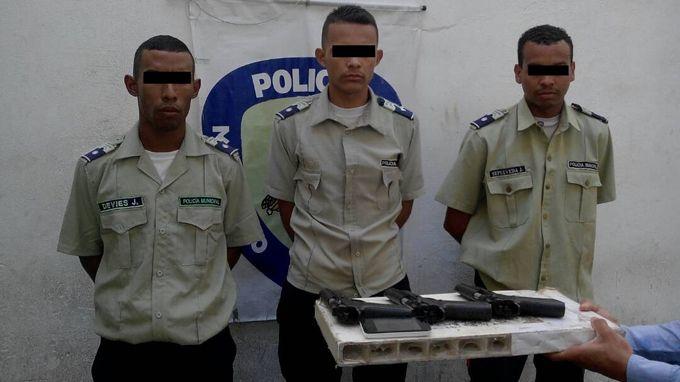 Destituidos tres funcionarios de PoliGuacara implicados en hurto