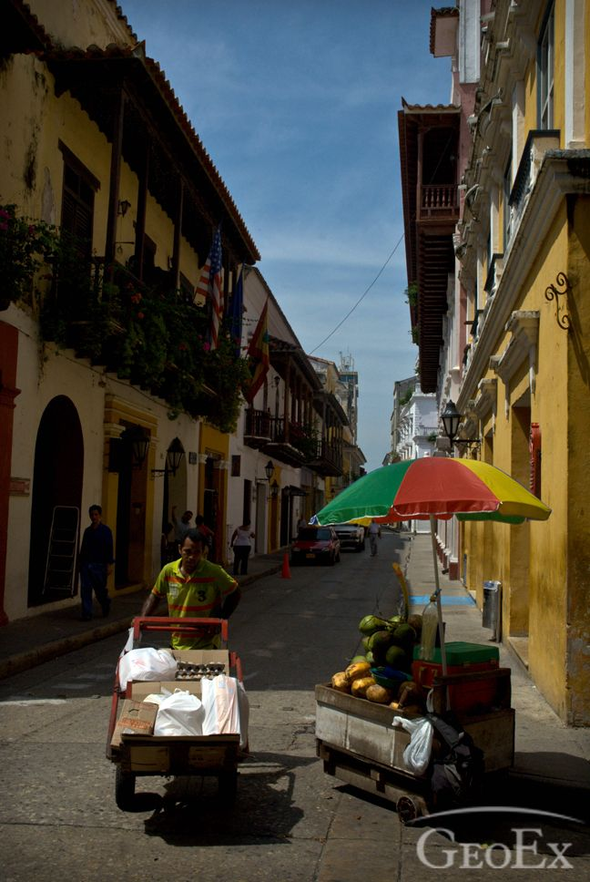 Cartagena, #Colombia