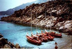 caprera sailing school #sailschool #vintage #sardegna #vela #scuoladivela
