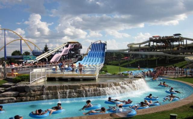 The 10 Best Things to Do With Kids in Toronto: Paramount Canada's Wonderland