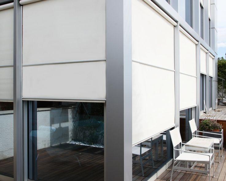 Enrollable exterior Bandalux para hoteles | Enrollable Exterior | Mallorca Blinds