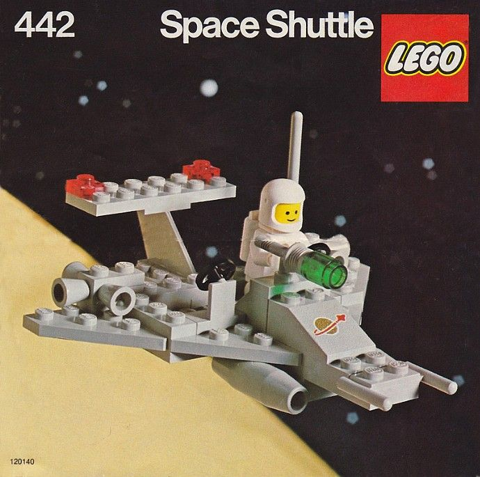 lego duplo space shuttle - photo #31