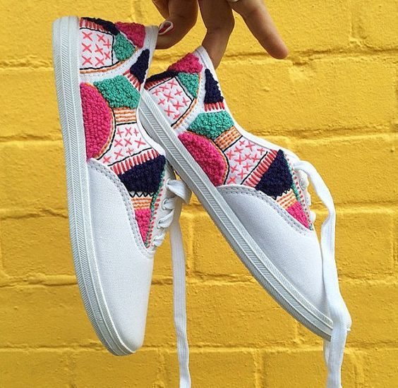 Как украсить обувь своими руками: мастер- класс, фото