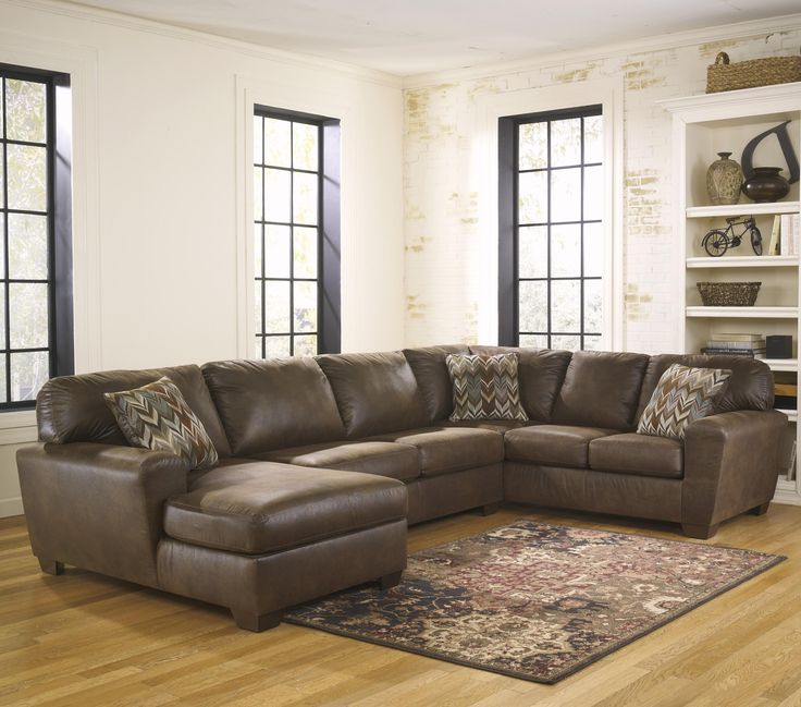 signature design by ashley foxworth armless loveseat corner chaise and sofa sectional overstock shopping big discounts on signature design by ashley