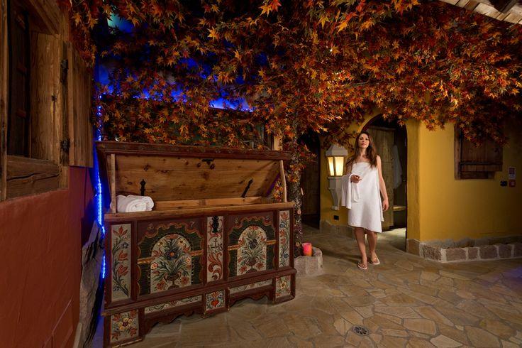 Area Wellness - Hotel Arnika
