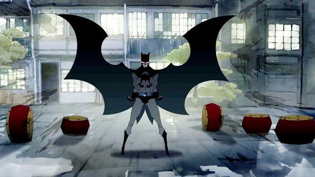 Batman of Shanghai - DC Nation Shorts