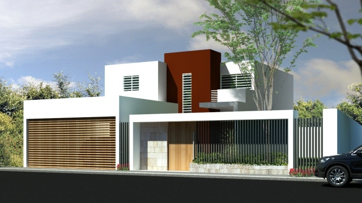 Remodelaci n de fachada casa fq enrique cabrera for Remodelacion de casas