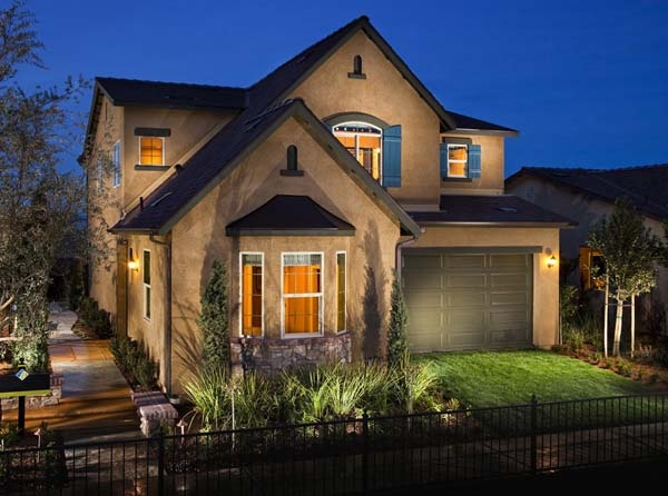 Charming, affordable single family home by McCaffrey Homes.