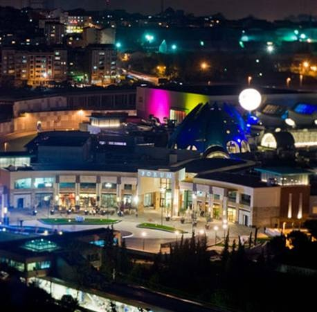"""Istanbul Forum"" shopping mall"