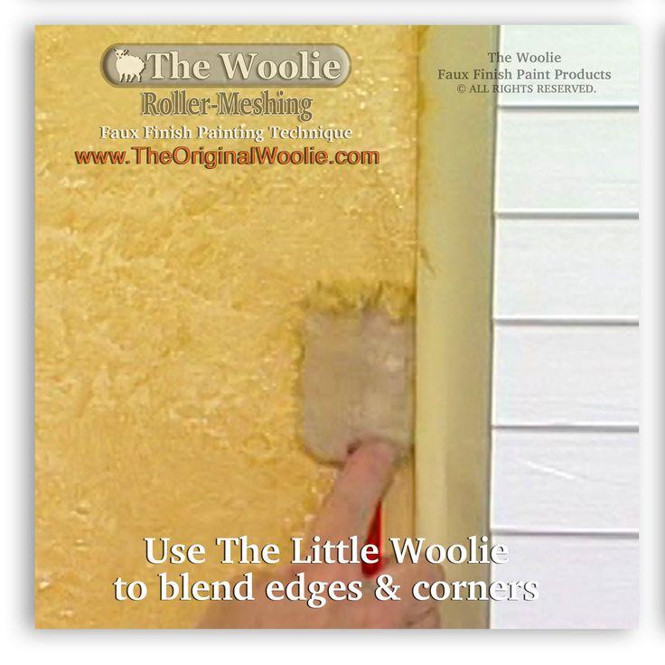 Best 25 paint techniques wall ideas on pinterest - Exterior textured paint home depot ...