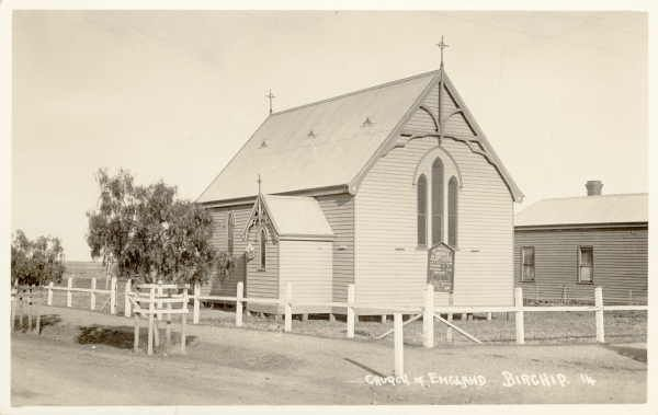 CHURCH OF ENGLAND BIRCHIP. 14 [picture] , State Library of Victoria