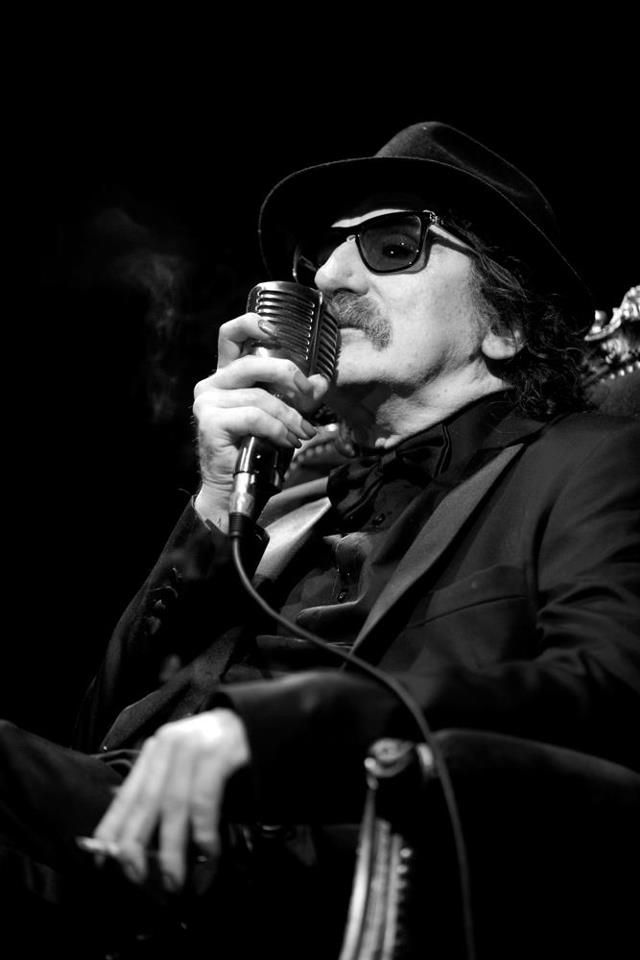 Say No More: Photo Charly Garcia
