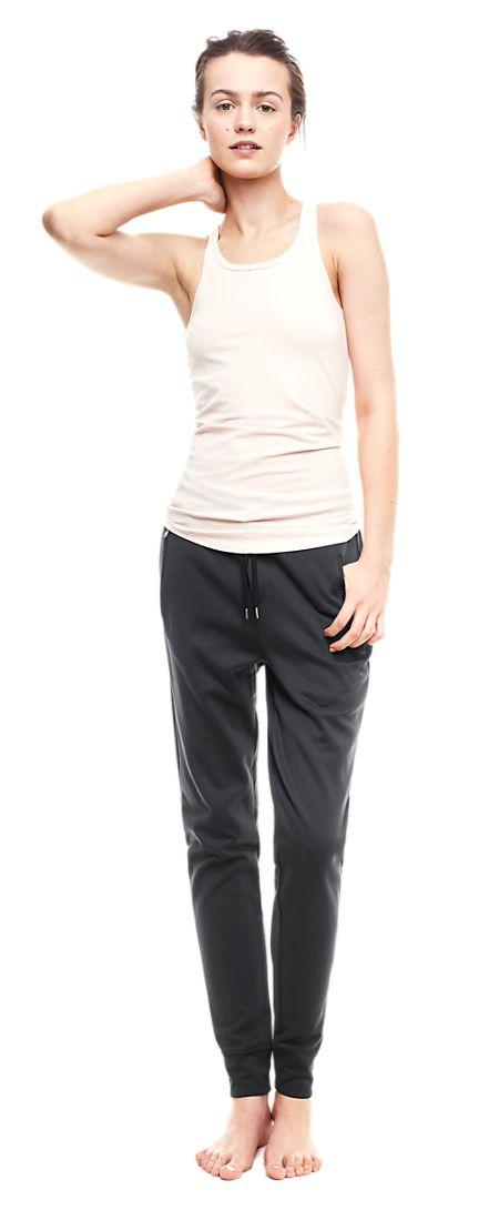 Shiny Sweat Pants - Soft Sport - Shop Woman - Filippa K