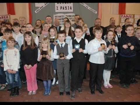 2011/2012 Szkoła z Pasją - Rok Korczakowskii (Szkoła Talentów).wmv