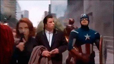 Pulp Fiction: Meme de John Travolta conquista a internet - Notícias de cinema - AdoroCinema