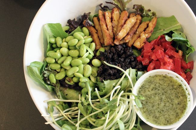 Vegan Restaurants Denton Best