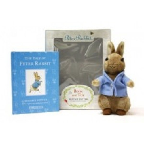 22 best easter gift ideas for children images on pinterest every kid needs one the tale of peter rabbit book and soft toy gift set negle Images