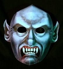 Vampire mask printable-- http://ravensblight.com/Mask2.html