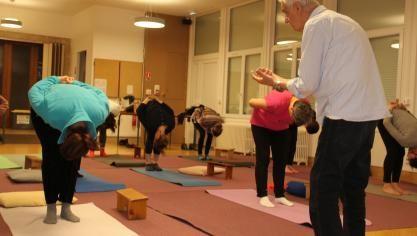 Un stage pour découvrir le yoga à Cormontreuil