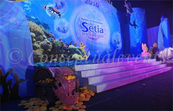 Corporate gala dinner event annual dinner event in for Annual dinner decoration