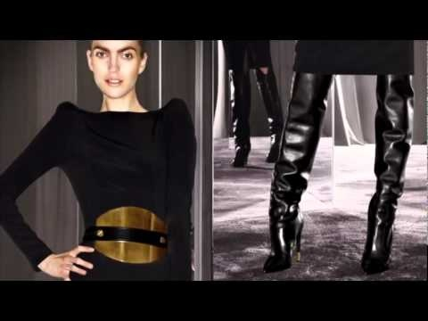 Tom Ford Autumn/Winter 2012 Collection