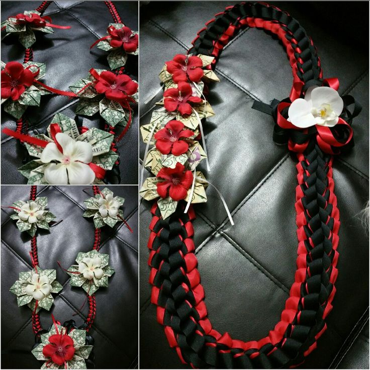 Money Ribbon Lei $20&$100
