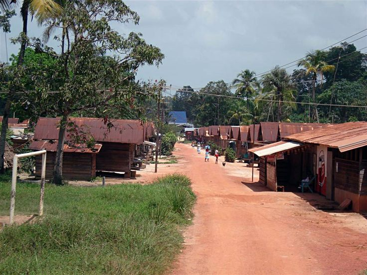 Plantation Worker Houses | Surinam