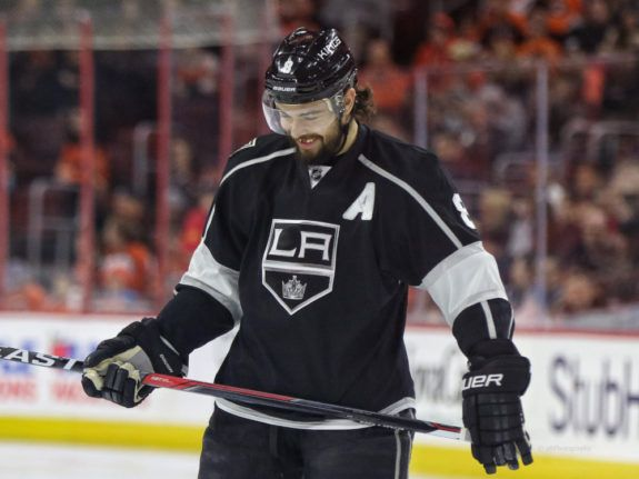 Drew Doughty Los Angeles Kings Los Angeles Kings Nhl William Nylander