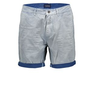 Scotch & Soda heavy sprayed chino short, Blue Light, medium