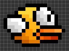 50 best minecraft blueprintspixel art images on pinterest flappy bird minecraft templatesminecraft blueprintspixel art malvernweather Image collections
