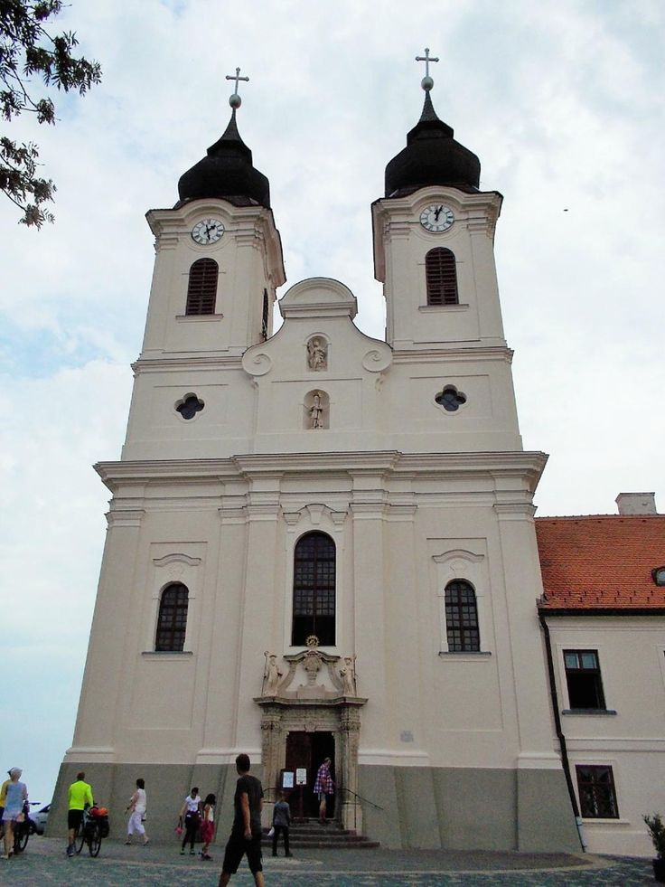Benedictine Abbey and Museum (Bences Apatsag) - Tihany, Hungary