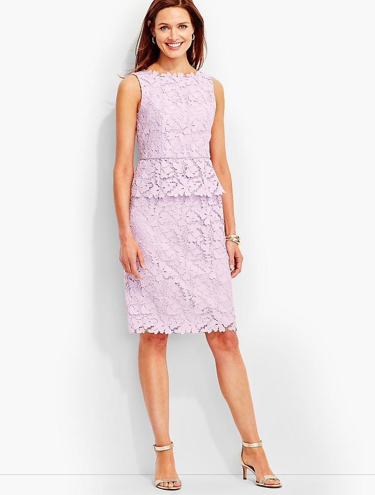 79 best images about pattern play dresses on pinterest for Talbots dresses for weddings