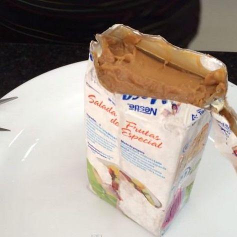 doce de leite caixinha leite condensado