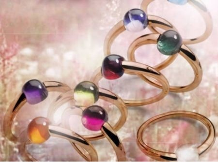 Pomellato Italian Rings