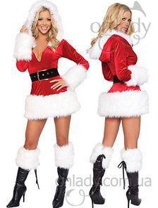 Новогодние костюмы сексуальной снегурочки картинки