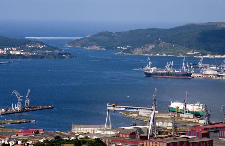 Ria Ferrol Asteleiros - Coruña
