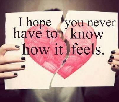 I hope you never have to know how it feels #infertility
