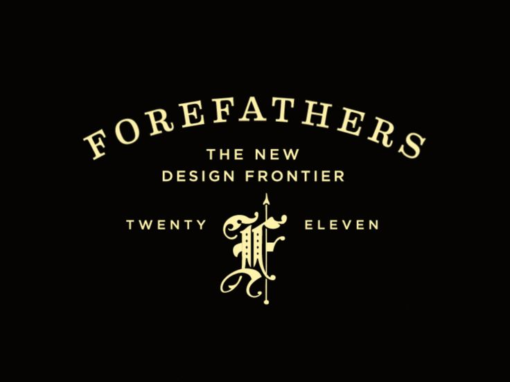 The Forefathers Group 2017 - Animation Promo by Emir Ayouni - Dribbble