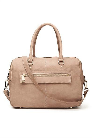 Nadia Leather Bag  #witcherywishlist