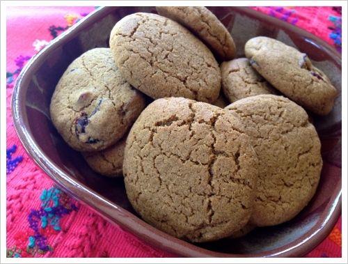 Masa Harina Gingerbread Cookies - Tio Pablo