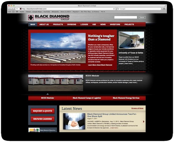 Black Diamond Group