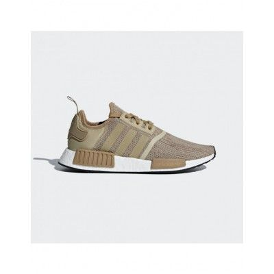 fdc56ffaaf159 Adidas Men Originals NMD R1 Shoes Raw Gold Cardboard Ftwr White B79760 Adidas  Nmd R1