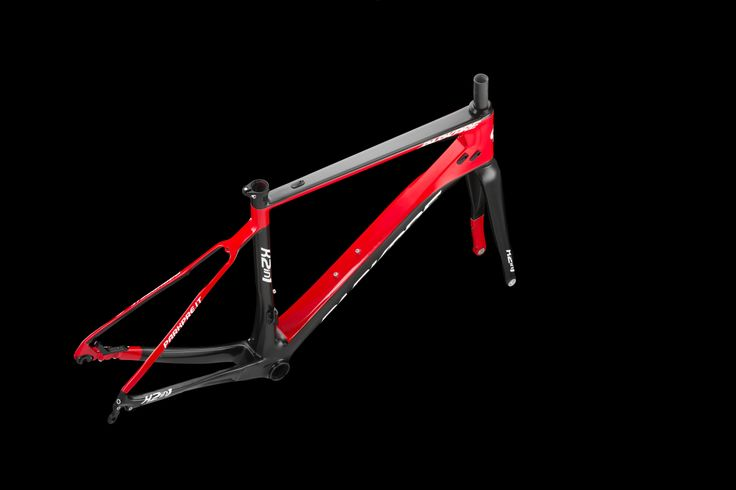 #K999 #model frame #black #white and #red #road