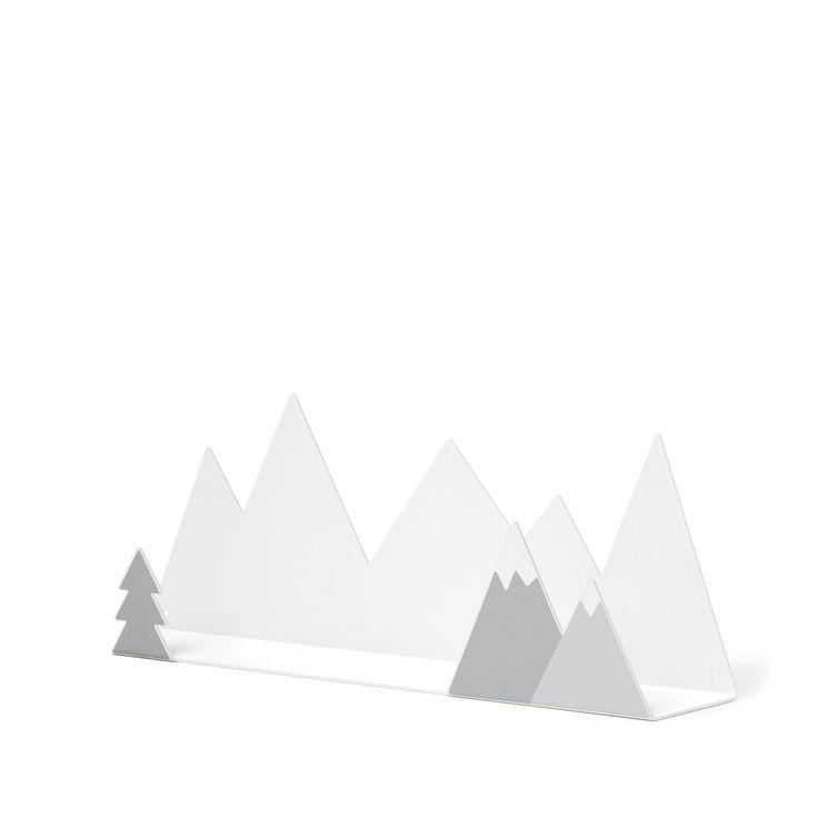 HYLLE - TRESXICS MOUNTAINS (GREY) minikids.no